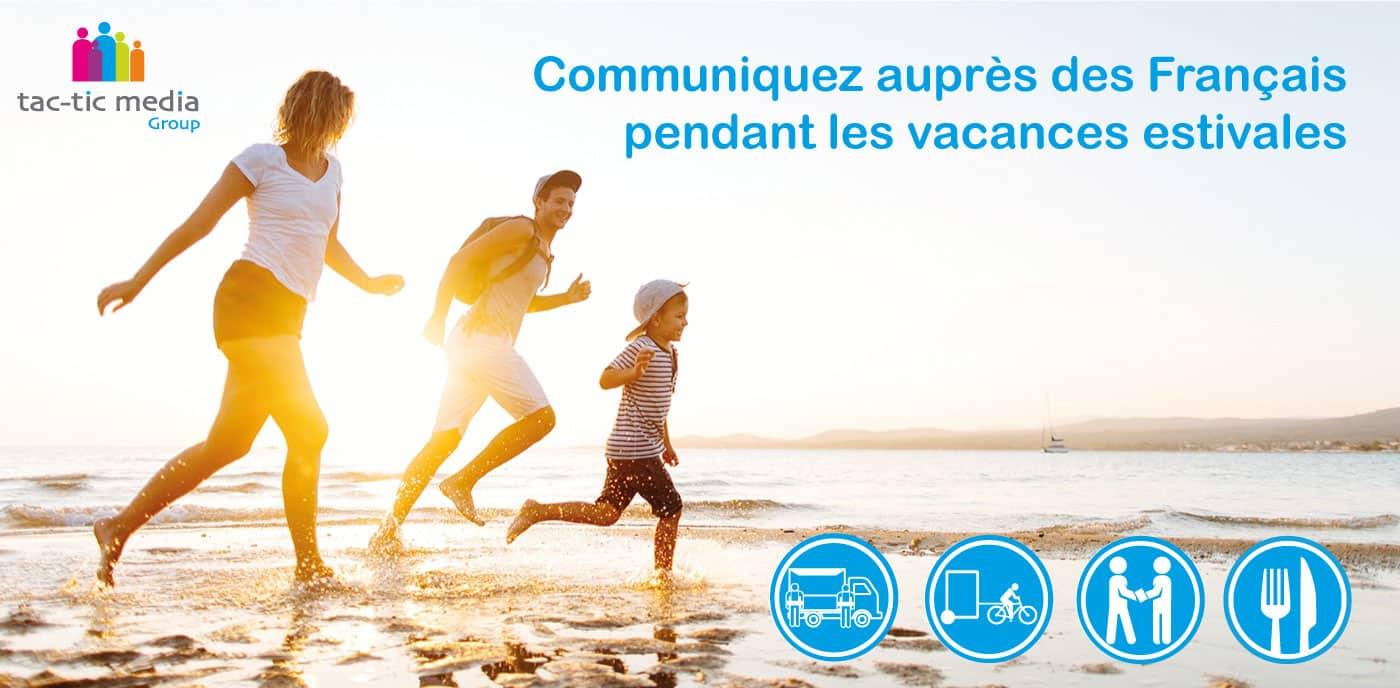 Communication estivale – Tous en bord de mer !