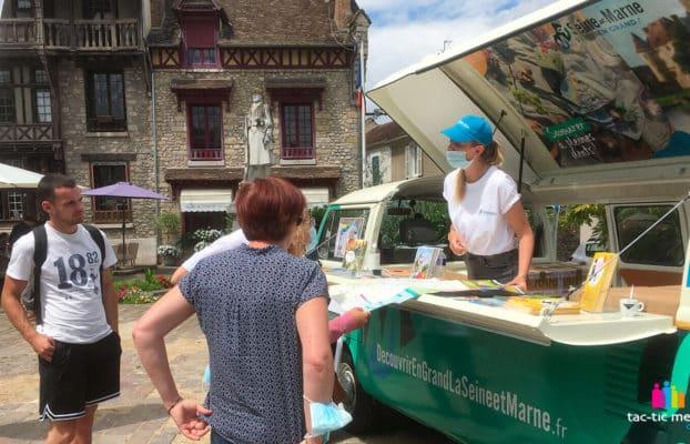 Roadshow Combi bar pour promouvoir le tourisme en Seine et Marne